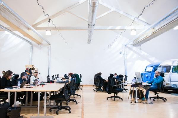 Coworking Barcelona- Emprendedores e Inversores