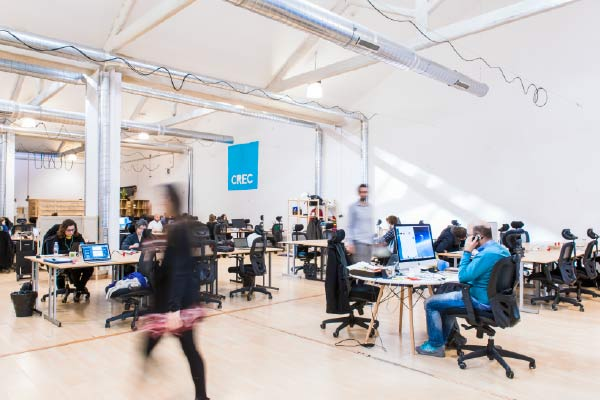 Emprendedores, inversores en Barcelona